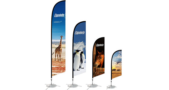 Feather Banner Poles
